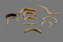 bent plywood parts for chair or sofa