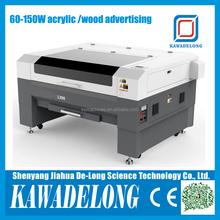 China supply mini desktop co2 laser cutting and engraving machine price