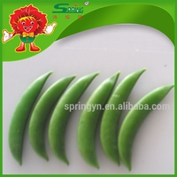Chinese Sweet Pea green peas organic vegetables containing vitamin d