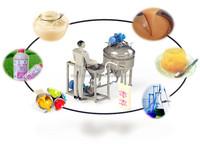 PHM Self Pump Powder Liquid Inline homogenizer