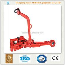 Drilling pipe manual tongs, drilling tool