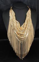 novel design best choice brass necklace chains