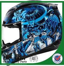 carbon fiber motorcycle racing helmet, butterfly racing japanese safety helmet