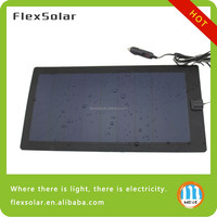 New Lightweight Flexible Solar Charger, Portable Solar Charger For Battery