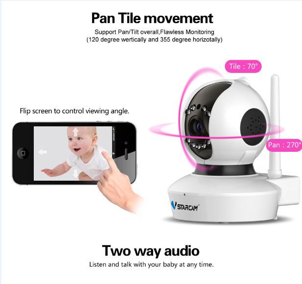 C7823wip wireless ip camera 5