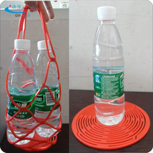 usefull silicone insulation pad/Picnic Basket/wine mesh bag