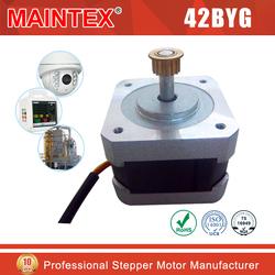 42BYGS34 24v hybrid stepping motor for Nema step motor