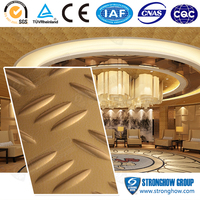 PVC wall panel China 3d wainscot wall panel