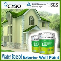 best building outdoor house spray emulsion latex exterior wall paint for home