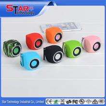 Most popular carebiner mini waterproof cute bluetooth speakers