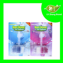 40g Colorful Solid Block Hanging Rim Toilet Cleaner