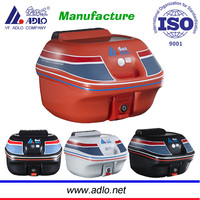 17L Top Box Motorcycle Scooter Topbox China Mold for Motorcycle tail box