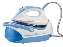 Electric Steam Station/Electric Steam Generator Iron with 2400W/Anti-cal Auto/Shut off/2 Bars/1000 ML Capacity