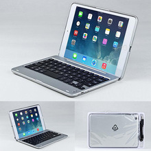 for ipad mini bluetooth keyboard hard protective cover case