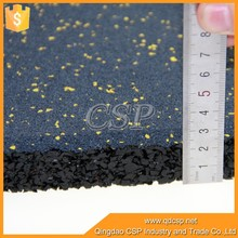 EPDM black with red ,blue ,yellow rubber floor,synthetic Rubber price