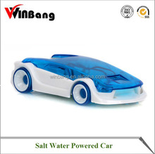 2015 Hot Selling Salt Water powered Car