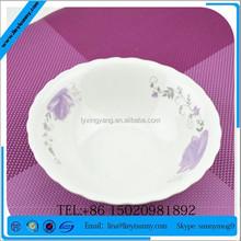OEM ceramic bowl wholesale, cheap salad bowl price, porcelain soup bowl china supplier