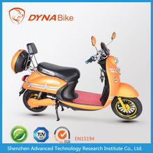 Elegant design adult electric motorcycle with 48v 500w power