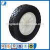 Qingdao manufacturer 8x1.75 solid rubber wheel