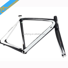 Factory Directly Selling Road Bike Carbon Frame China Beautiful Carbon Road Bike Frame Light Road Bike Frame For Racing