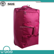 2015 Fashion wedding dress travel garment bag