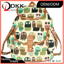 P003 New Year Discount sale off Horse Dog Print Large Backpack