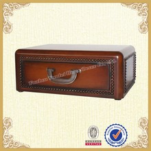Welcome Antique decorator trunk