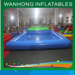 2015 inflatable water park with swimming pool/inflatable floating water park, water swimming pool