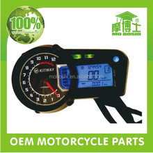 China motorcycle speedmeter type motorcycle digital speedometer
