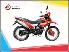 Two wheels and air-cooled 200cc Brazil 2010 motorcoss / street dirt motorcycle on sale