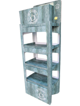 Cardboard Material and Display Industrial Use kraft cupcake paper box