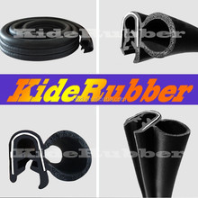 Rubber Automobile Door Seal Parts