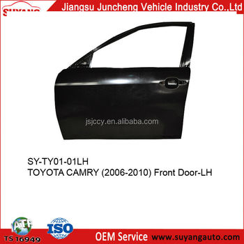 toyota camry 2006 2010 front door for auto metal body parts replacement buy toyota camry 2006. Black Bedroom Furniture Sets. Home Design Ideas