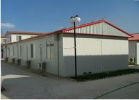 Comfortable prefabricated house T type for anythings