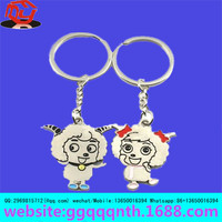 2014 promotional ball keychain led light TOP SALE