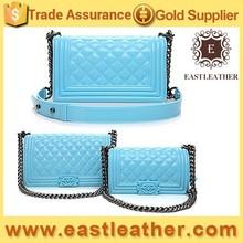 CD043 online shopping New Summer beach fashion Chain silicone bag