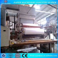 2400mm Tissue Paper Production Line, Toilet Paper Manufacturing Equipment