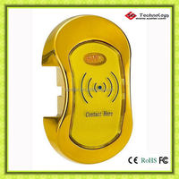 Digital metal RFID MF locker lock 125khz card or 13.56Mhz card