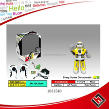 2015 New products 3ch rc robot with infrared wisdom rc robot