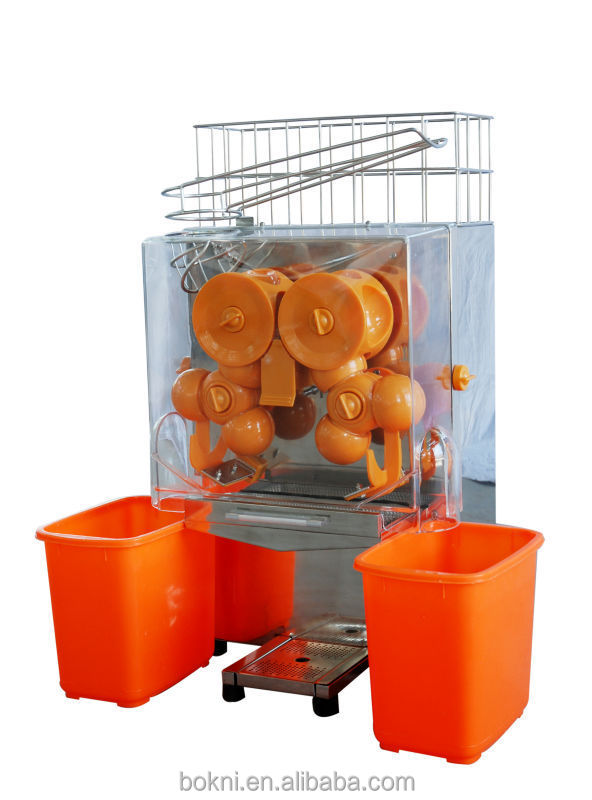 hot vente commerciale extracteur de jus d 39 orange frais orange centrifugeuse machine. Black Bedroom Furniture Sets. Home Design Ideas