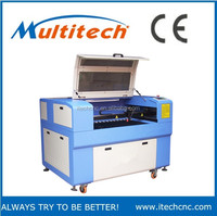 ITECH jewelry crytal rubber stamp laser engraving machine