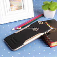 New Coming Combo Tough Armor PC TPU Mobile Phone Case for Galaxy S6 Edge case,Cheap Case For samsung galaxy s6 edge Cover