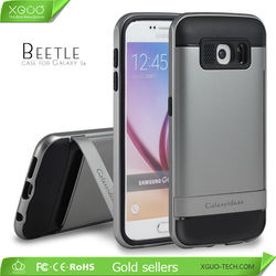 New armor case for S6,Fit for TPU samsung galaxy s6 case