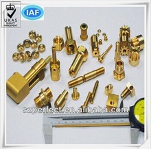 Precision micro machining service ,shenzhen supplier customized cnc brass turned parts,cnc turning brass mechanical parts