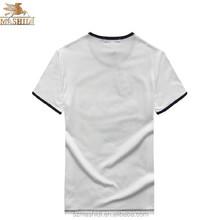 summer 2015 Men's clothing slim round collar printing cotton T-shirt