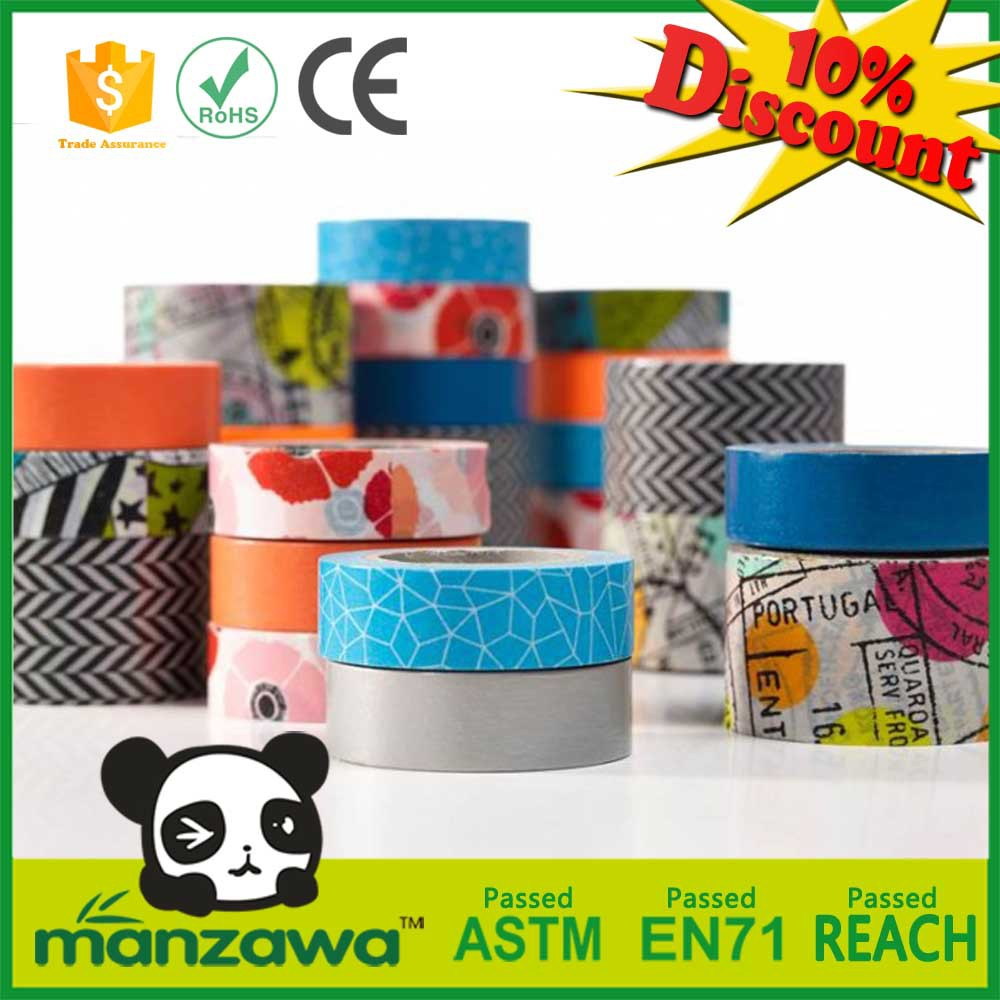 Color Duct Tape Japanese Washi