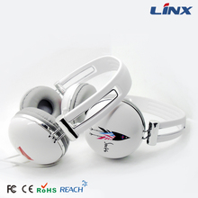 High quality gaming headset noise cancelling headphones with volume control