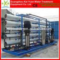 10t/h de agua salobre del sistema/sistema de agua potable/industrial de agua del sistema