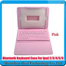 Bluetooth Keyboard Case Cover For Apple iPad 2 3 4 5 6/For iPad Air 1 2/For iPad Mini 1 2 3