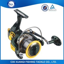 wholesale spinning reel fishing tackle made in china